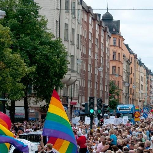 Stockholm gay pride scandinavia