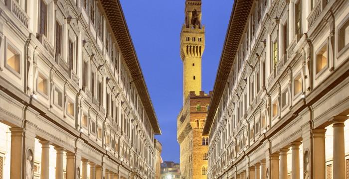 uffizi-gallery-florence Italy