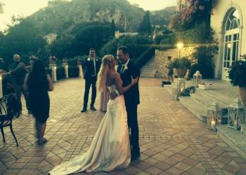 Wedding, Sicily, Italy