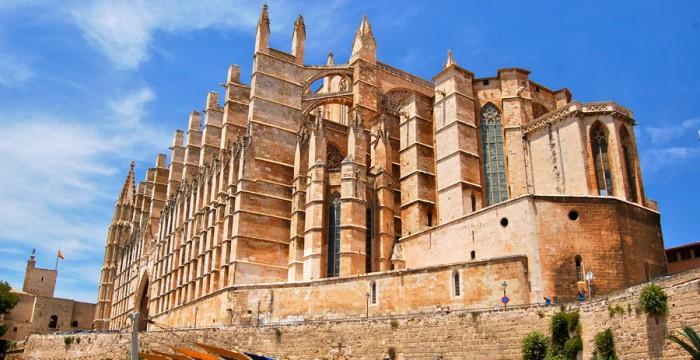 Palma Cathedral, Majorca, Spain