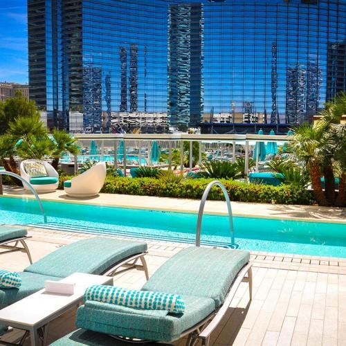 Vdara, Las Vegas, USA