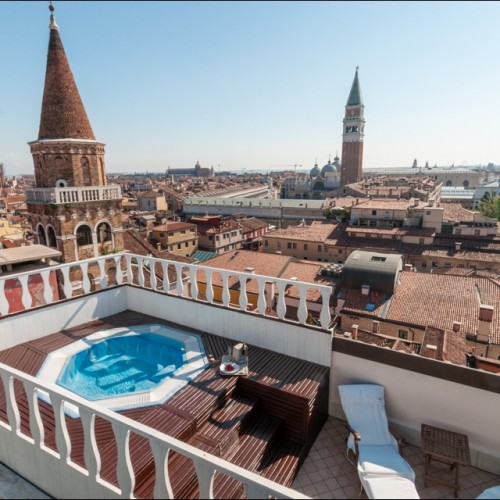 Bauer Il Palazzo, Venice, Italy