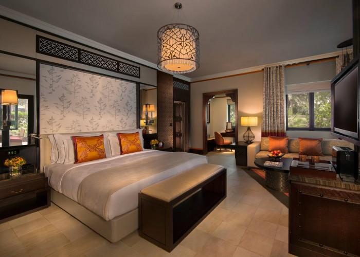 Dar Al Masyaf - Arabian Summerhouse - Arabian Deluxe Room, Dubai