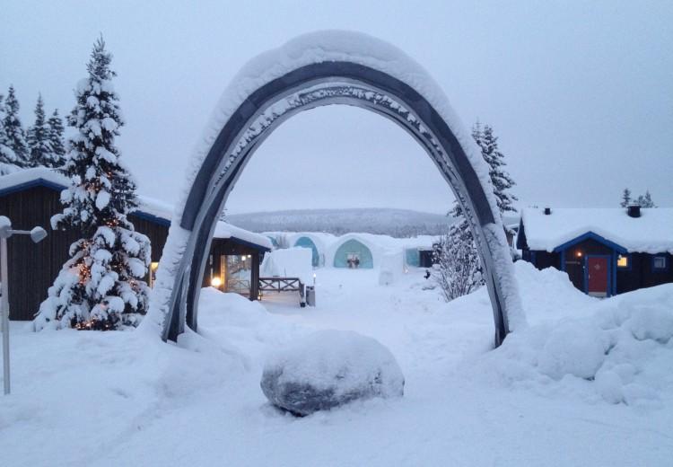 IceHotel, Sweden