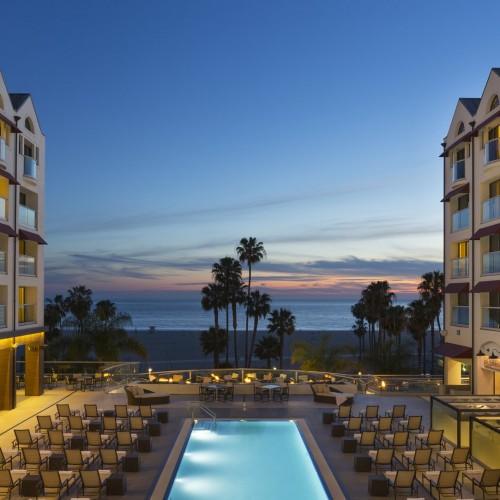 Loews Santa Monica, California, USA
