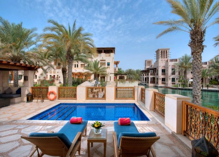 Madinat Jumeirah - Malakiya Villa - Pool 2, Dubai