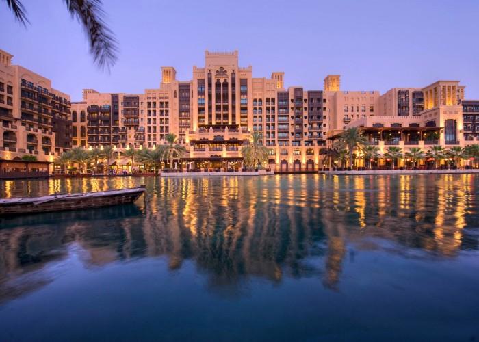 Madinat Jumeirah - Mina A_Salam, Dubai