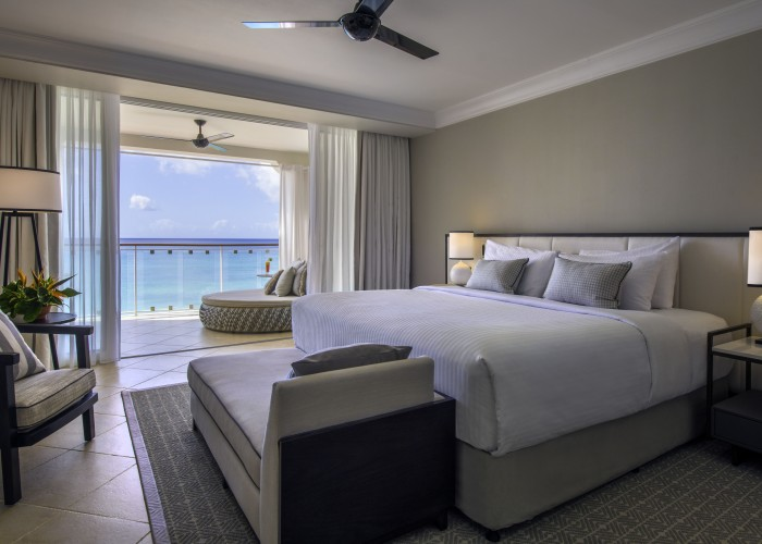 Oceanfornt Deluxe, Fairmont Royal Pavilion, Barbados