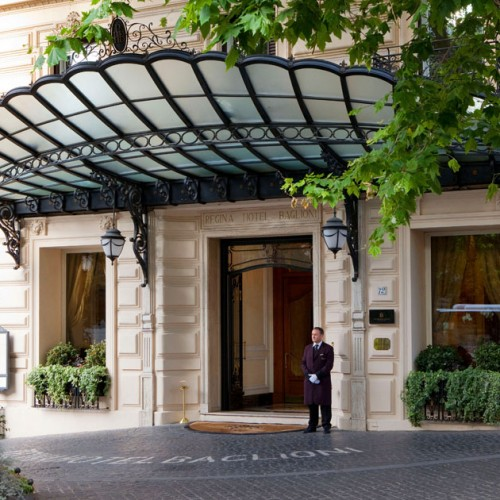 Regina Hotel Baglioni, Rome, Italy
