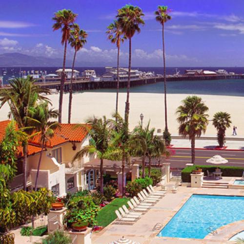 Harbour View Inn, California, USA