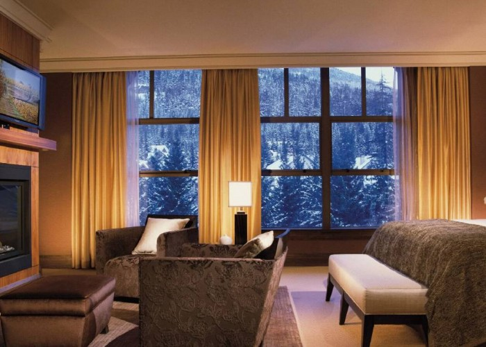 Four Seasons Blackcombe Whistler, Canada