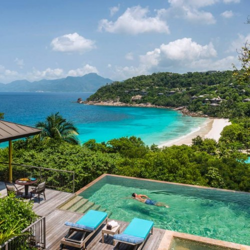 Four Seasons Seychelles, Indian Ocean
