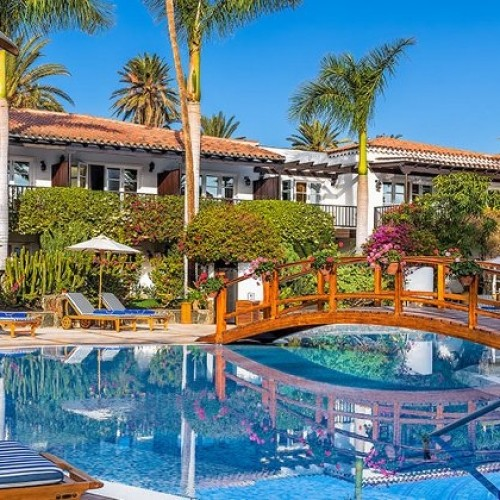 Seasside Grand Hotel Residencia, Gran Canaria, Spain