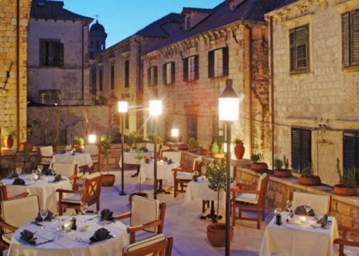 Pucic Palace, Dubrovnik, Croatia