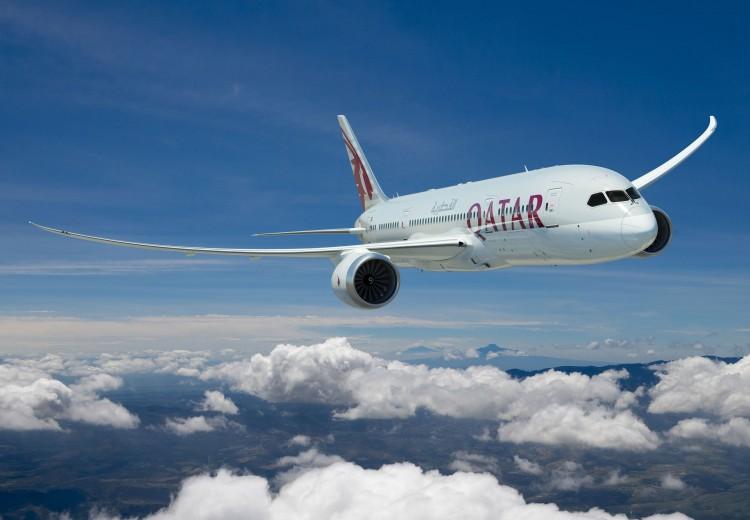 Qatar 787 Delivery Event Images November 2012 K65778-01
