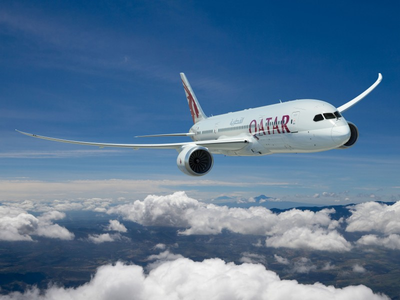 Qatar 787 Delivery Event Images November 2012 K65778-01