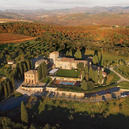Borgo Scopeto Relais, Tuscany, Italy