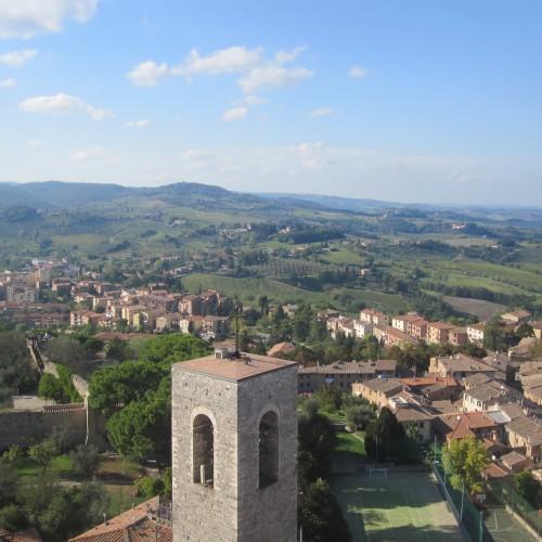 San Gimingano, Tuscany, Italy