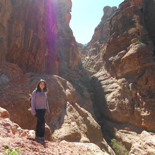 Tara Gandhi, Jordan