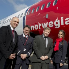 Norwegian Airlines RB Collection Birmingham Airport