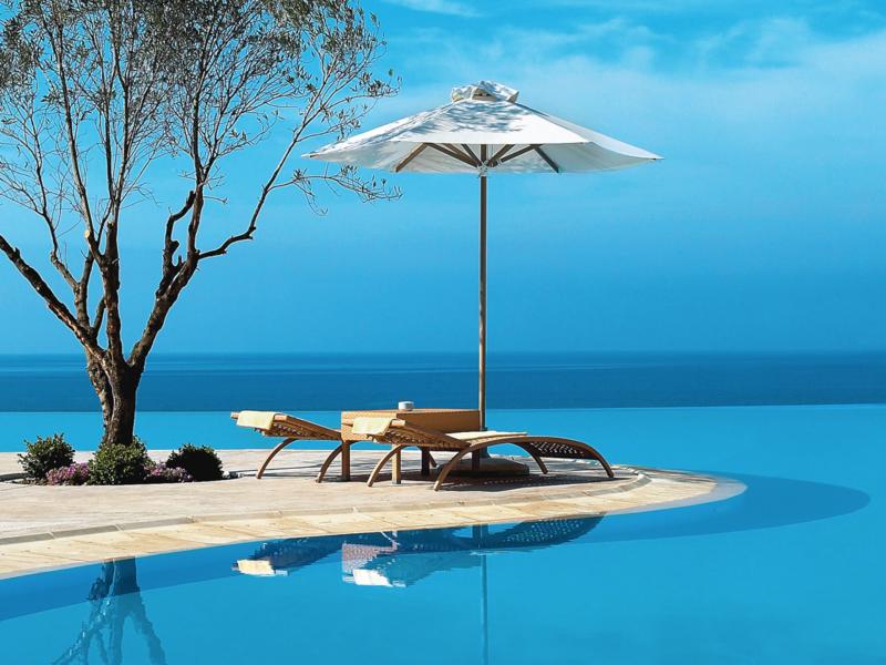 Ikos Olivia Hotel, Halkidiki, Greece