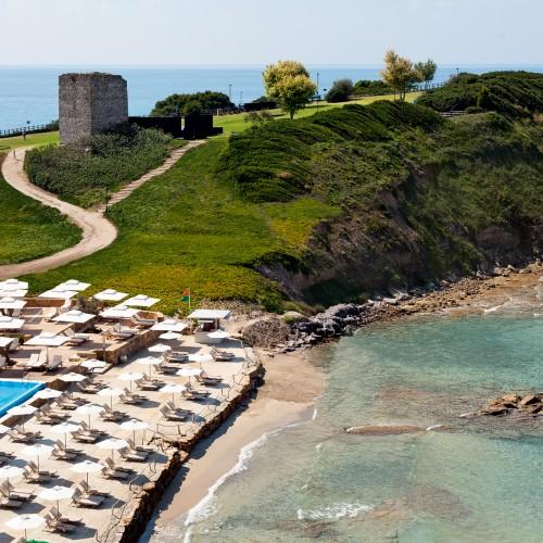 Sani Beach Resort, Halkidiki, Greece