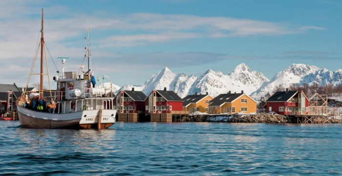 Svolvar-Lofoten-islands-Norway
