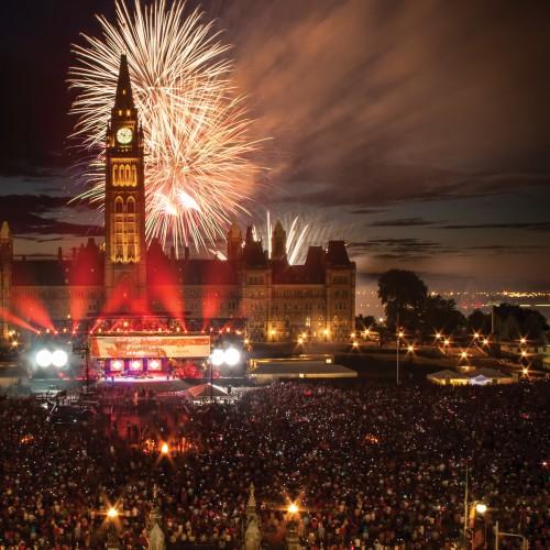 Ottawa, Canada Day