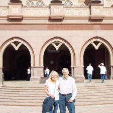 Mr & Mrs Tandy, Abu Dhabi