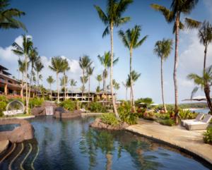 Four Seasons Lana'i, Hawaii