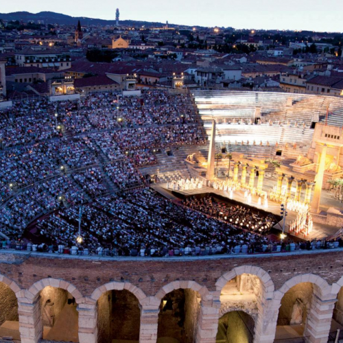 Pavarotti 10th Anniversary Tribute Concert, Verona