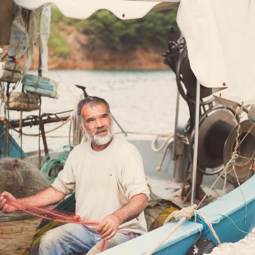 Ikos_Olivia_Halkidiki_Greece_Fisherman