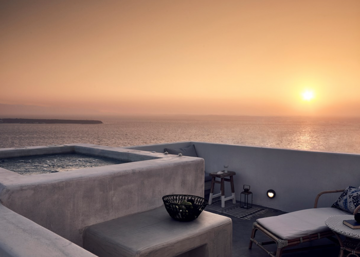 Santo Maris Oia Luxury Suites & Spa, Santorini, Greece