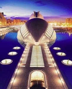 Valencia, Spain, city break