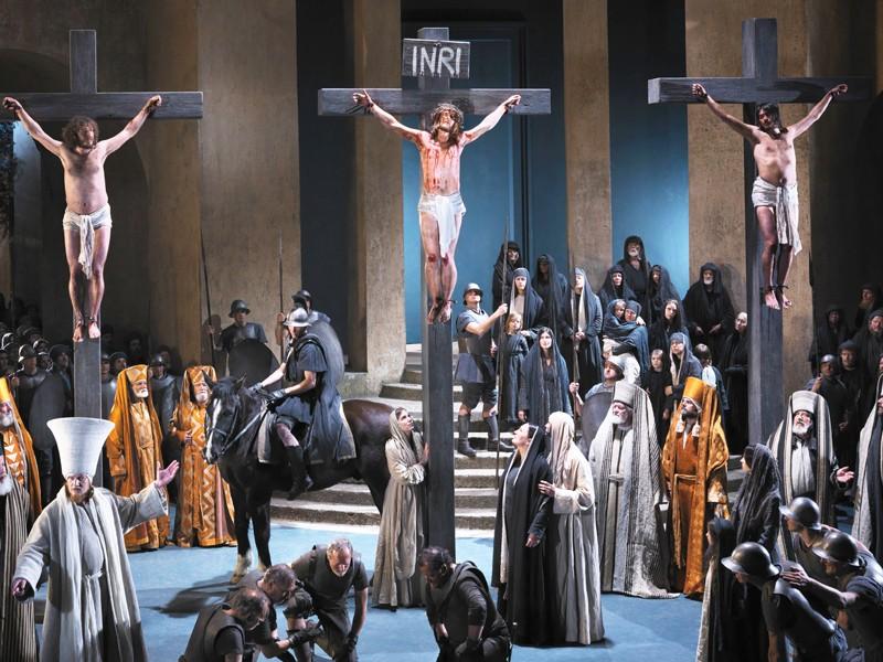 Oberammergau 2020 Passion Play