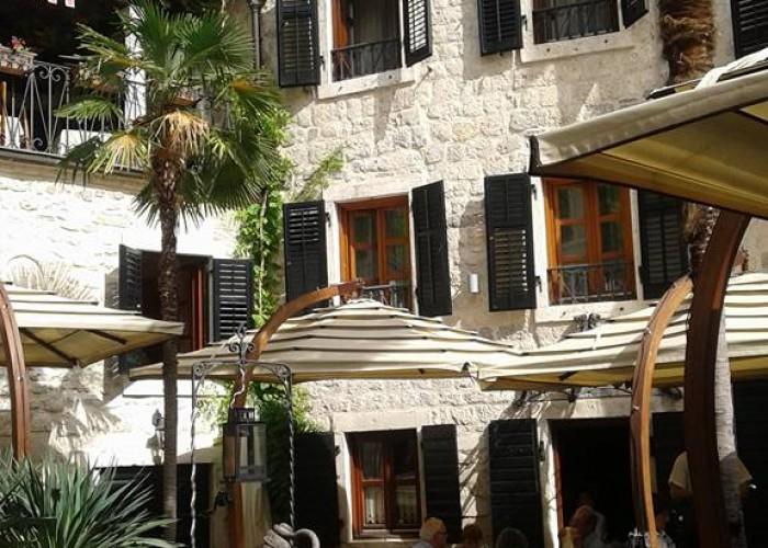 Monte Cristo Hotel - Old City Kotor