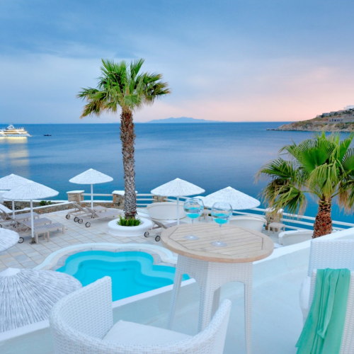 Hotel Nissaki Boutique Mykonos Greece