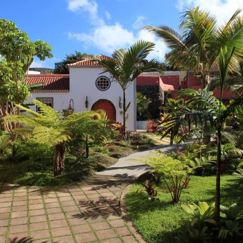 Hotel Hacienda De Abajo, la palma, canary islands
