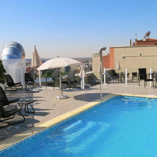 Hotel Gavinet Madrid, spain