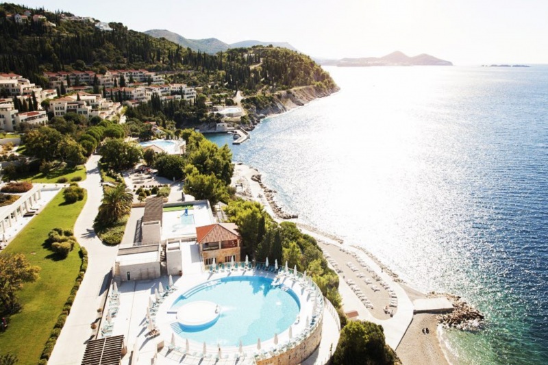 Sun Gardens Dubrovnik Rb Collection Luxury