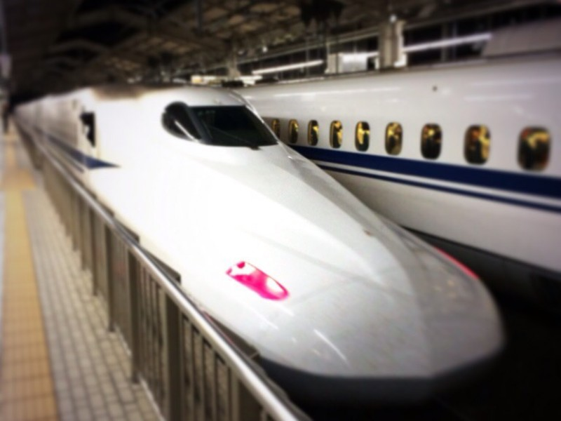 train, japan