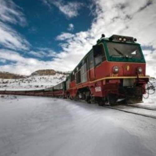 robla express train, northern spain