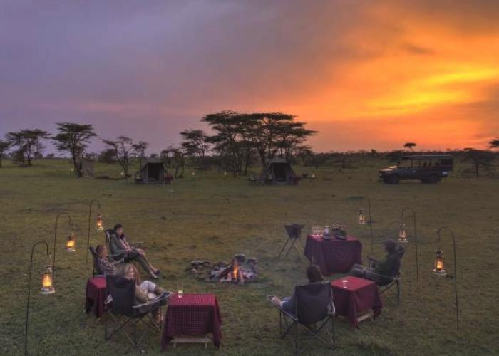 naboisho camp, kenya, africa