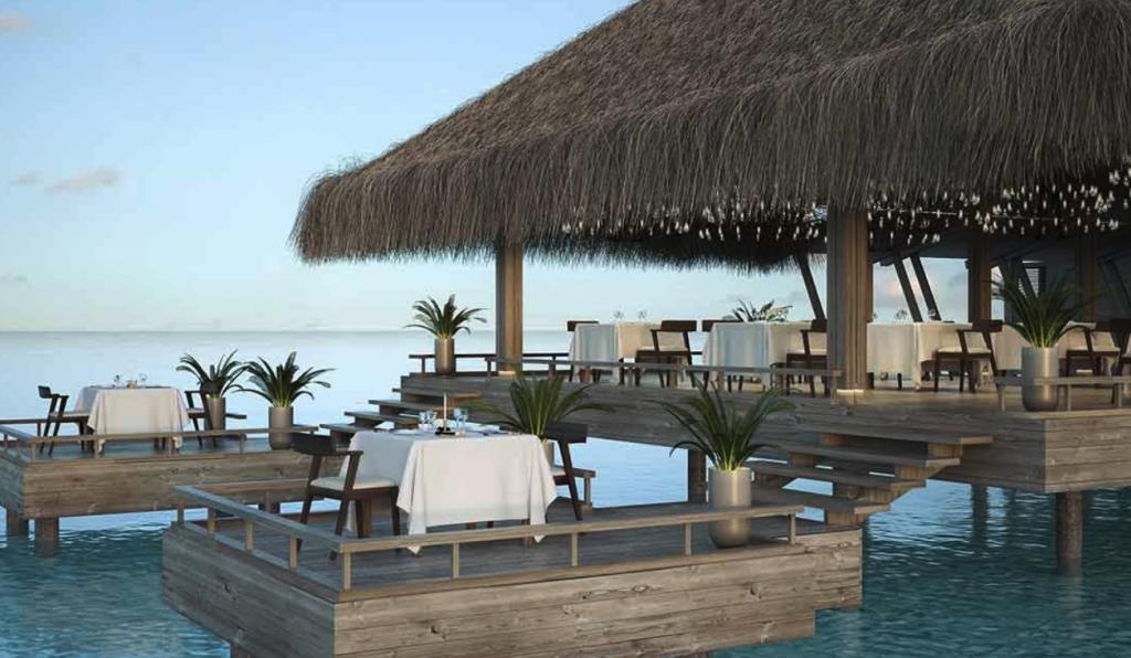 Bagliono hotel, maldives