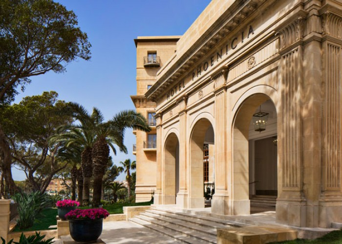 the phoenicia, valletta, malta