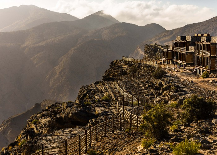 Alila Jabal Akhdar - Journey - Cliff 03