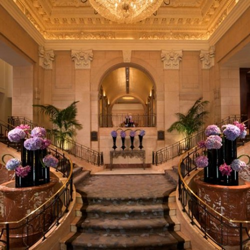 peninsula hotel, new york, USA