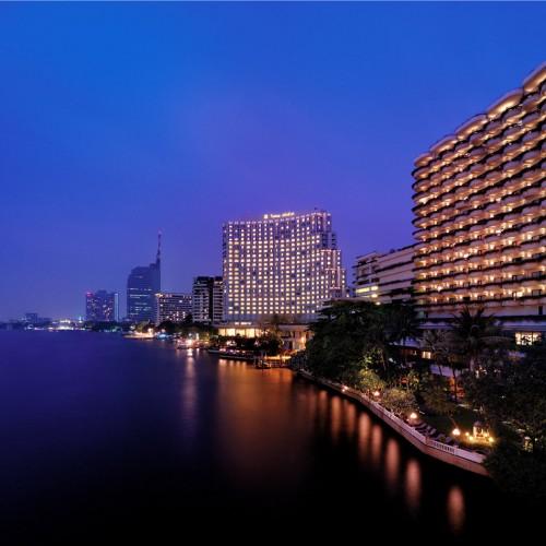 shangri-la, bangkok, thailand