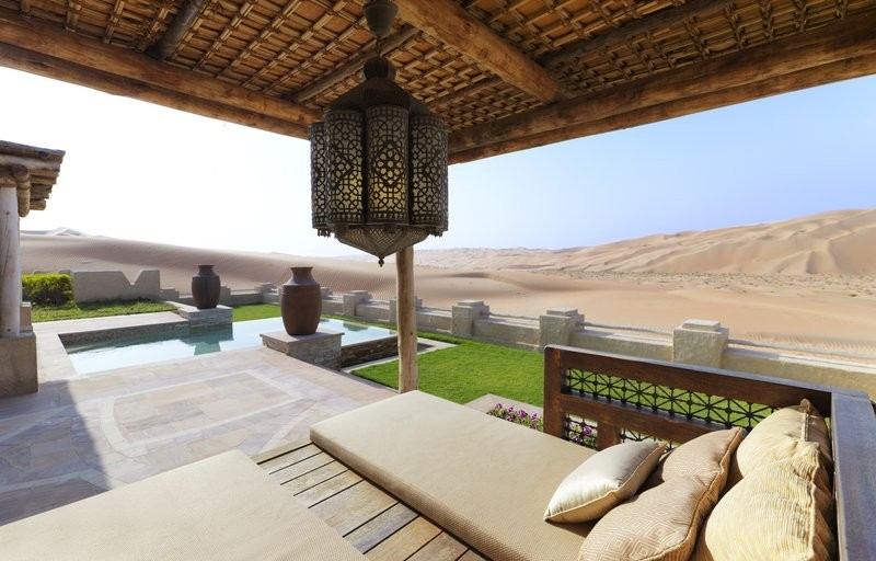 Anantara Qasr Al Sarab Desert Resort Rb Collection