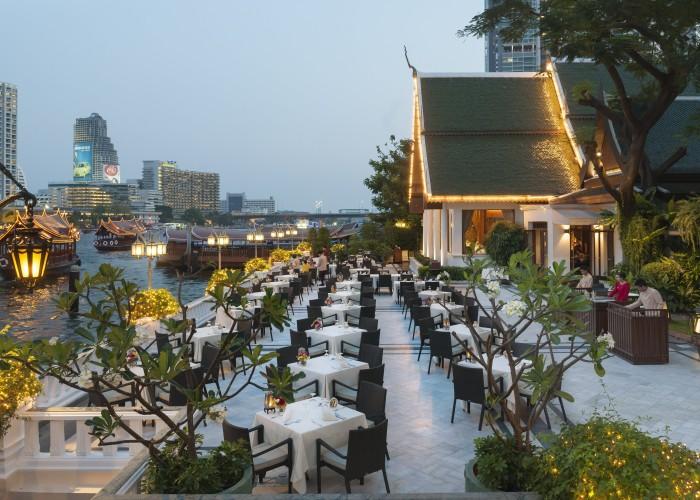 mandarin oriental, bangkok, thailand